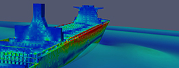 Structural analysis of ships